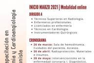 Curso de Capacitación en Hemodinamia y Cardioangiología Intervencionista