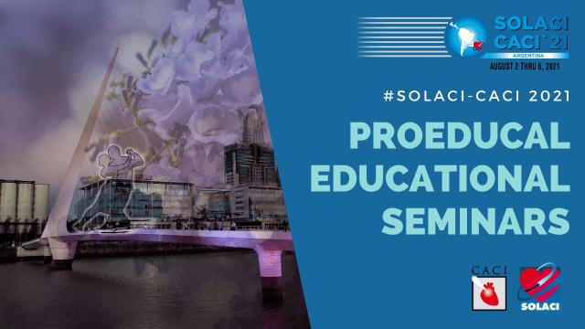 SOLACI-CACI 2021 | ProEducar Educational Seminars