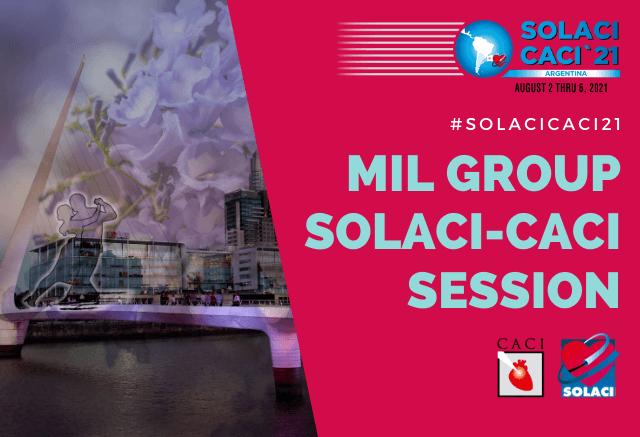 SOLACI-CACI 2021 | Veja novamente a sessão do Grupo MIL-SOLACI-CACI sobre oportunidades de gênero em cardiologia intervencionista