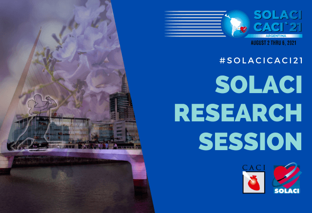 SOLACI-CACI 2021 | SOLACI Research Session