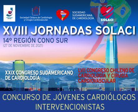 Jornadas Chile 2021 | Concurso de Jóvenes Cardiólogos Intervencionistas