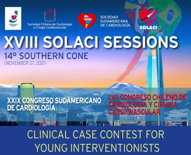 Chile Sessions 2021 | Clinical Case Contest for Young Interventionists