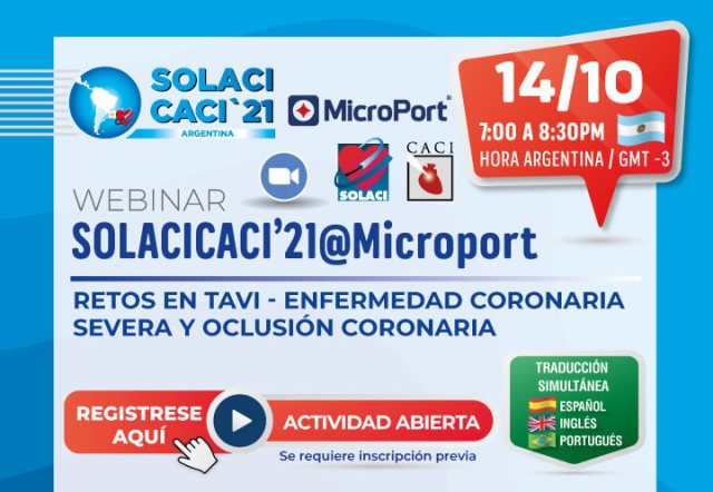 SOLACI-CACI 2021 Webinar | Challenges in TAVI - Severe CAD & Coronary Occlusion