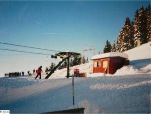L'époque du ski