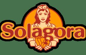 Be organic. Be Bio   Solagora   frutas y verduras mediterráneas.