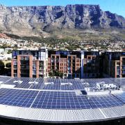 Solar Wembley square