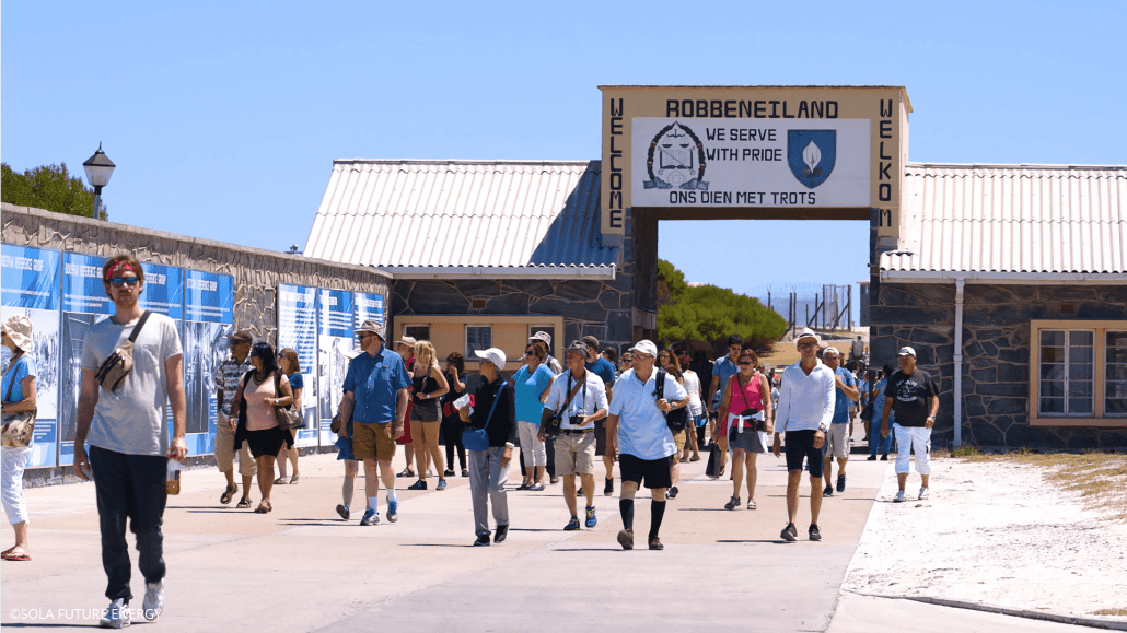 Robben Island Tourism - Robben Island Solar PV System