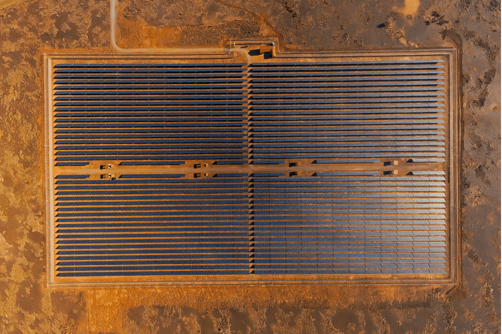 Aries Solar Utility Project 2