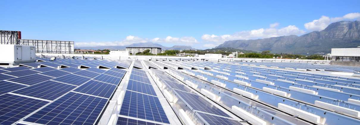Industrial and Commercial solar PV projects