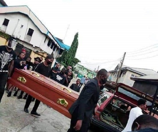 pastor reburies george floyd 15374983315992314124