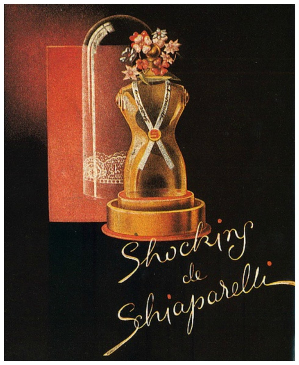 parfum Shocking par Schiaparelli