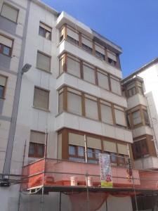 Rehabilitación de fachadas en Bilbao Bizkaia
