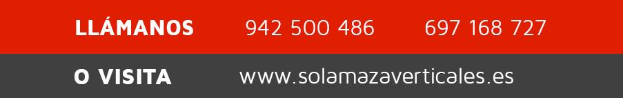 Solamanza telefono 942500486 697168727