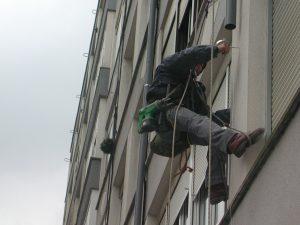 Trabajos en alturas en Cantabria