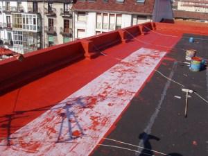Impermeabilización de terrazas en Cantabria
