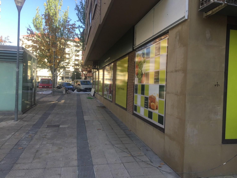 Rehabilitación de supermercados en Navarra