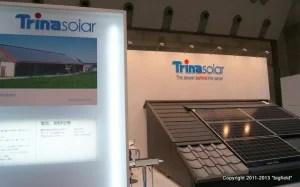 中国の太陽光パネルメーカー