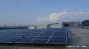 JFEグループのメガソーラー「鶴の浦ソーラーパワー」