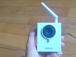 QWatchネットワークカメラ