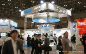 田淵電機ブース@CEATEC JAPAN 2014