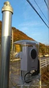 ネットワークカメラを流用した太陽光発電の簡易モニタリングシステム