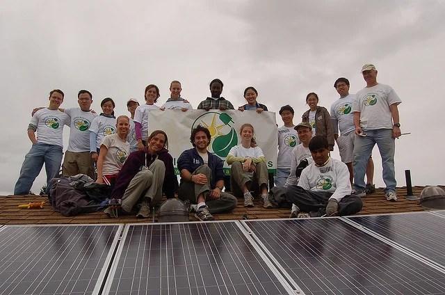太陽光発電:あなたの家族は協力的?