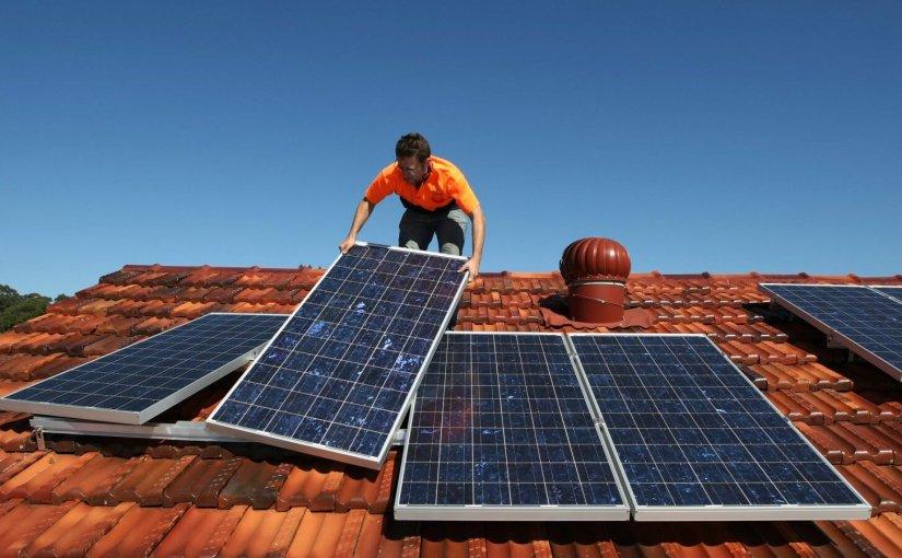 Солнечное будущее энергетики Австралии