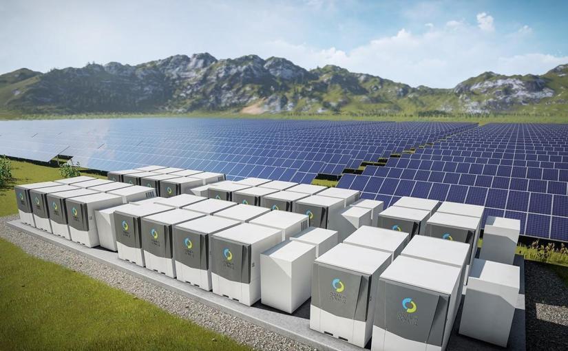 Самая большая система хранения солнечной энергии будет построена во Флориде