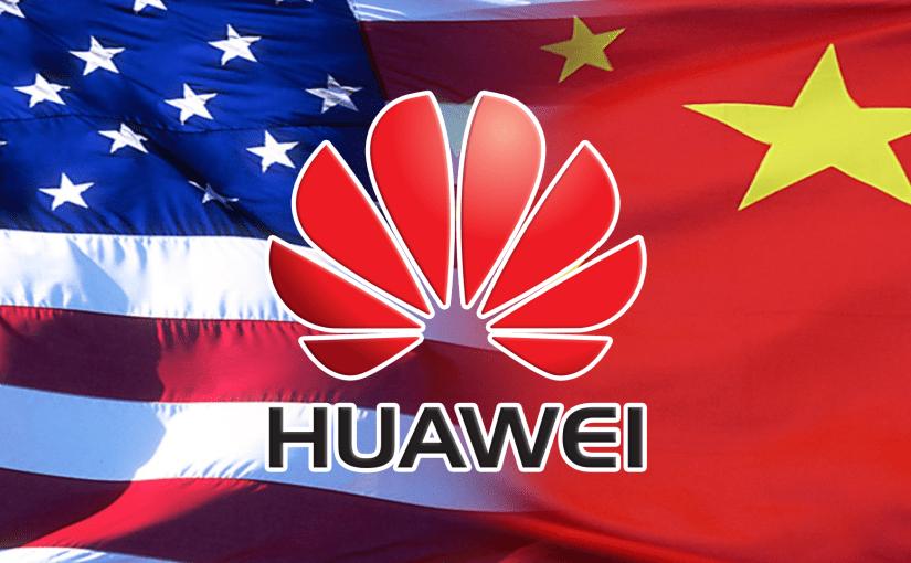 Торговая война США и Китая (Huawei)