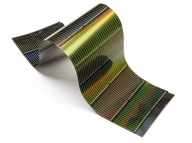 Плюсом тонкоплёночных солнечных элементов можно считать их относительную дешевизну при изготовлении