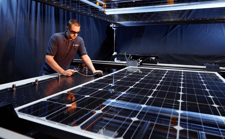 Виды тестирования солнечных панелей