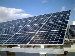 太陽光発電の発明