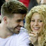 Shakira y Gerard Piqué reaparecen muy sonrientes