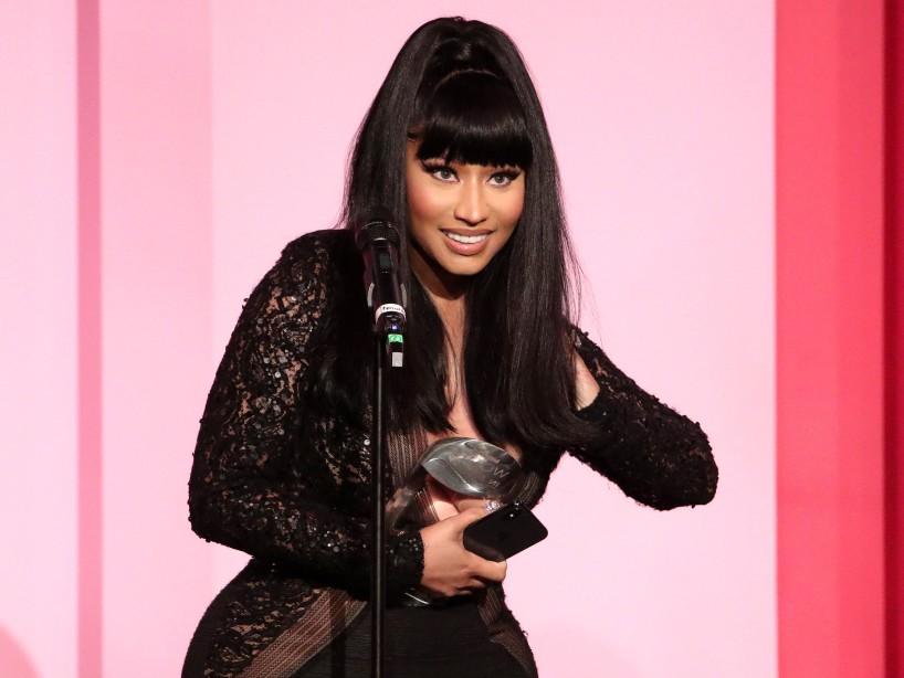 Nicki Minaj reveló el género de su bebé y que está 'perdidamente enamorada'