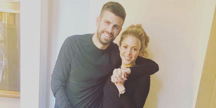 Shakira y Gerard Piqué reaparecen juntos y felices