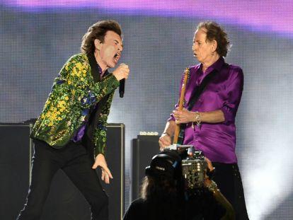 The Rolling Stones estrena 'CRISS CROSS', canción y video inéditos