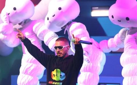 J Balvin llevará su reggaetón a Fortnite para Halloween con un concierto virtual