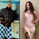 Rosalía y Rauw Alejandro confirman su romance con video en TikTok