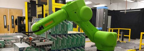 Collaborative Robots Integration