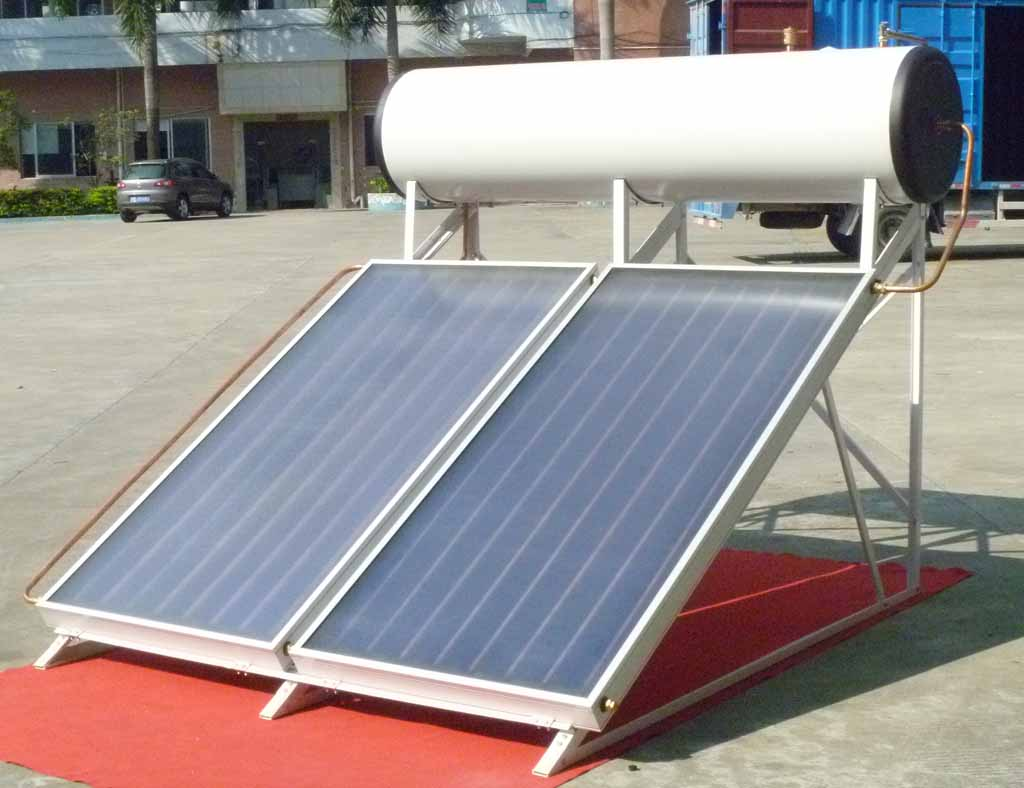Flat-plate Solar Water Heating Collectors, what you need to know