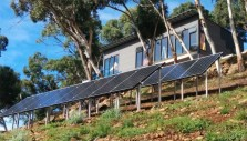 off the grid solar system