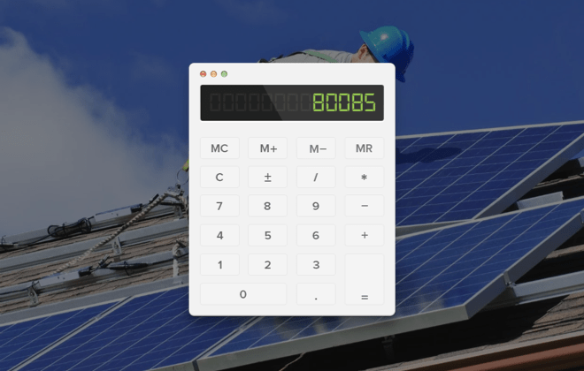 Grid Tied Solar System Calculator Size Your System Correctly