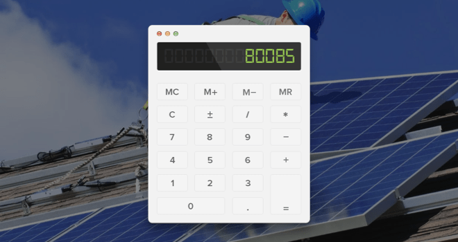 Grid-Tied Solar System Calculator | Size Your System Correctly