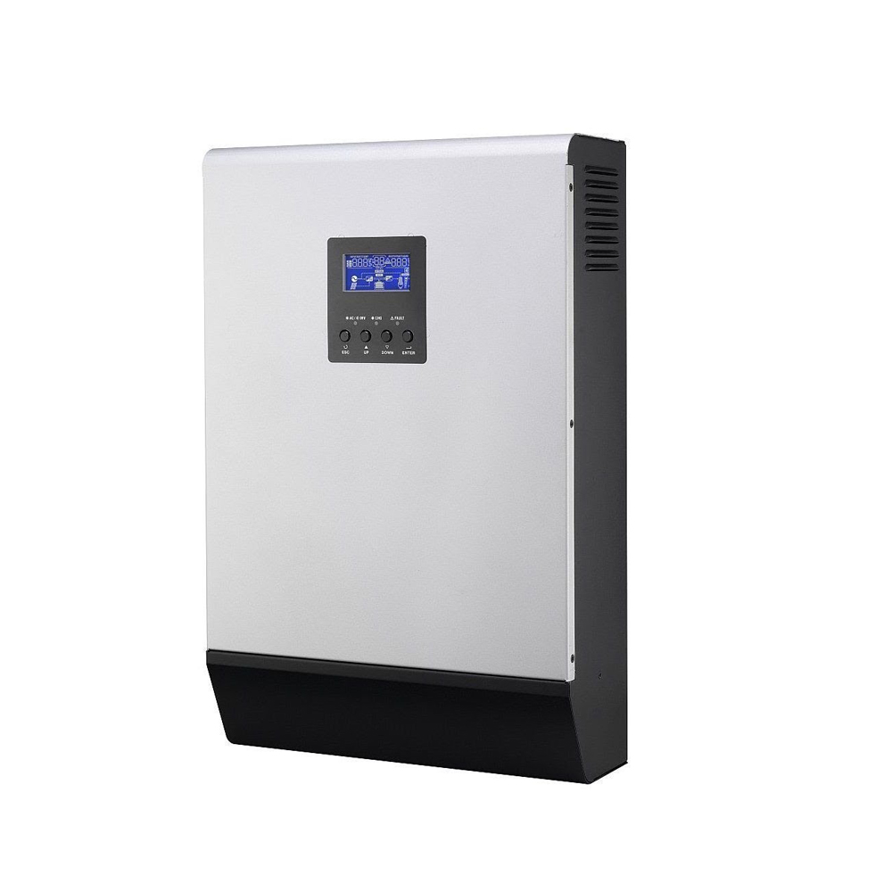 how to update firmware 5kva inverter mppt