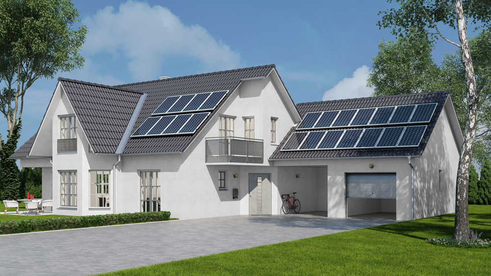 Solar Power kits for homes