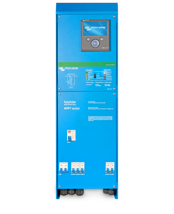Victron EasySolar 48/3000/35-50 – 230V-MPPT 150/35 With CGX