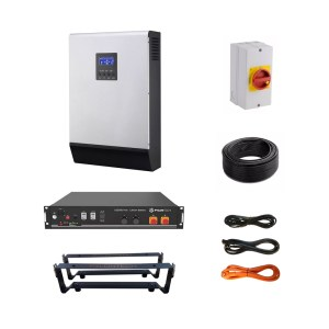 Load Shedding Lithium Backup Kit