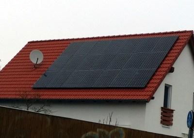 Solaranlage Photovoltaik in Wolfsburg