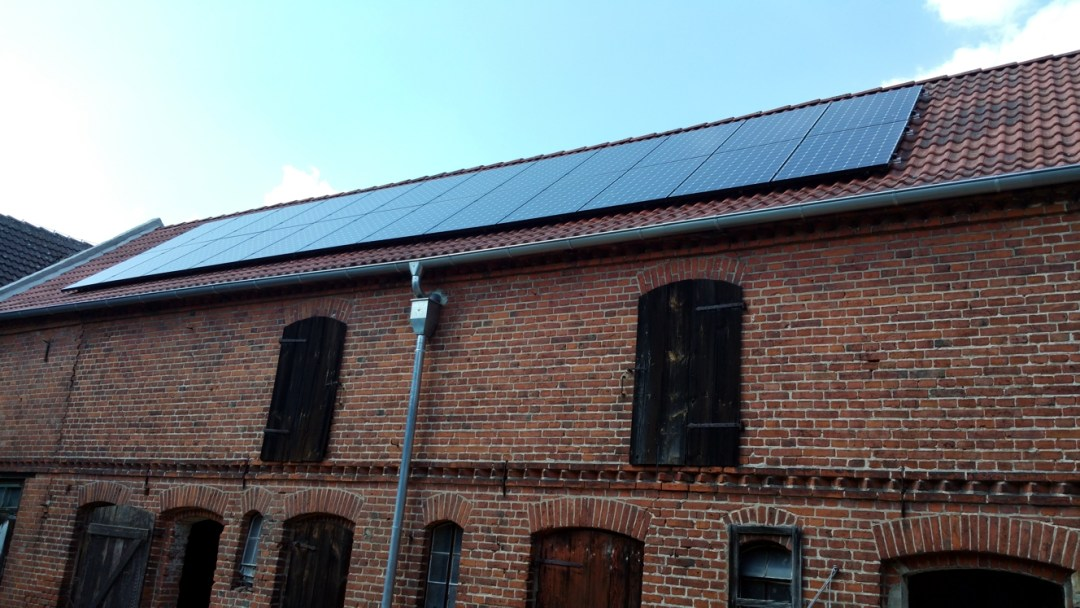 Solaranlage Photovoltaik in Kalbe