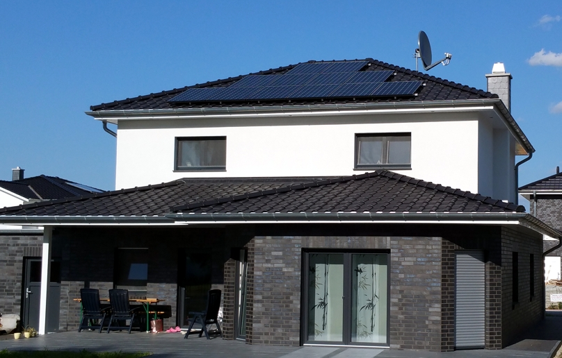 Solaranlage Photovoltaik in Wolfsburg Brackstedt